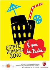 Estate Romana 2010 – presentazione del libro Le parole di Creusa di Redenta Formisano a Invito alla Lettura