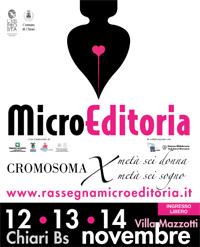 AltrEdizioni alla VIII Rassegna di Microeditoria a Chiari