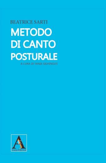 Copertina - Metodo di Canto Posturale - Beatrice Sarti